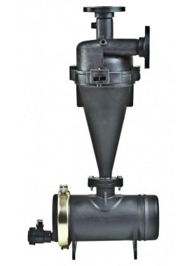 Hydrocyclone filter