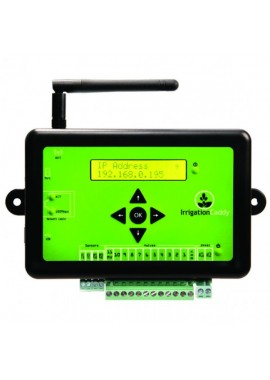 Controller for irrigation WiFi web based