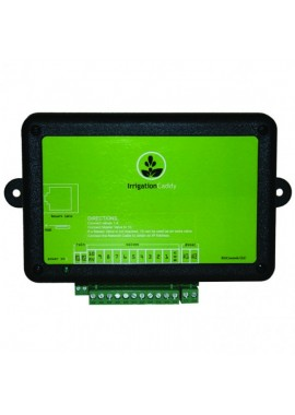Controller for irrigation web based, Ethernet connection