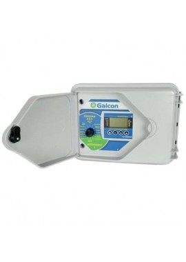 Expandable irrigation controller from 8 to 24 station