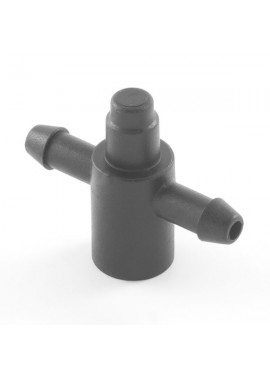 Manifold for drippers, 2 way