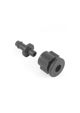 Threaded compact screw offtake for 8x10 pipe , from Layflat pipe