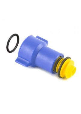 """Mixer"" universal adaptor, from Layflat and PEflat pipe"