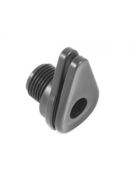 Sandwich spare screw