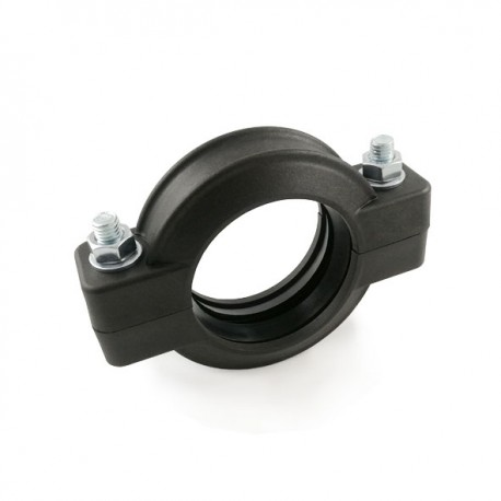 Groove clamp joint