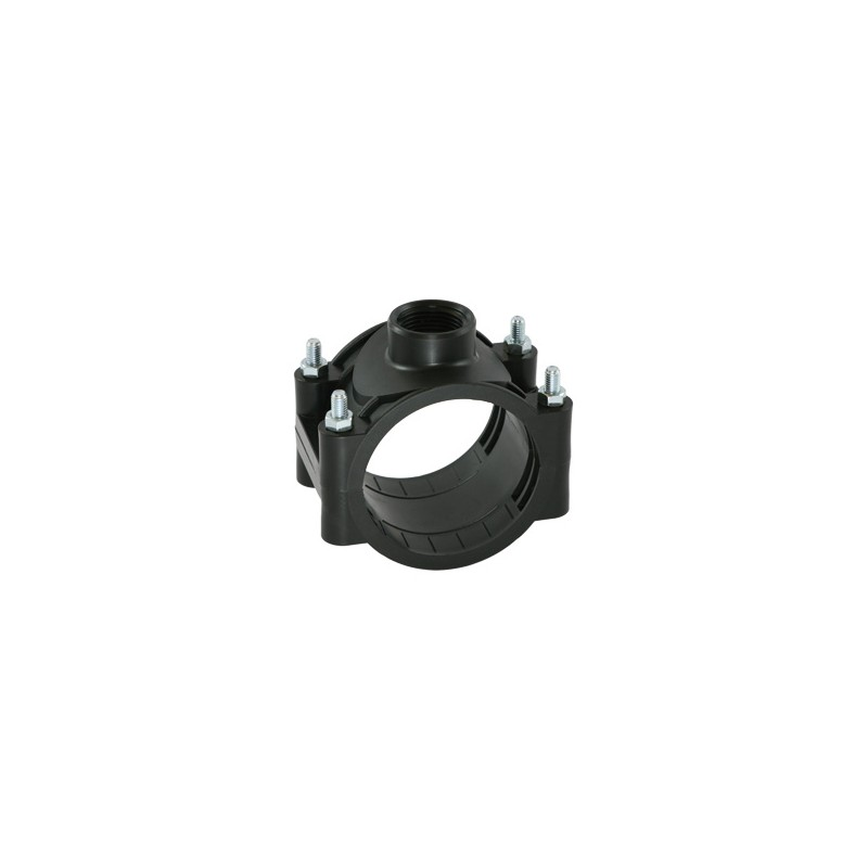 PN10 clamp saddle, for PE and PVC pipes - Garden4us