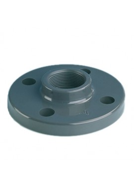 PN 10-16 Threaded fixed flange