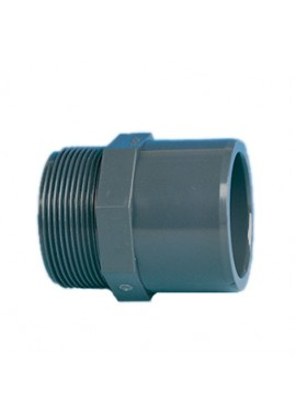 M threaded adaptor